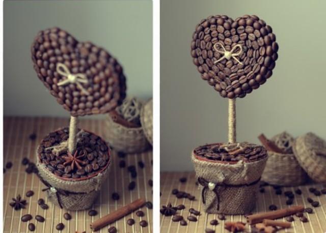 Как Сделать Кофейное Дерево Своими Руками Пошаговая Инструкция Фото - фото 7