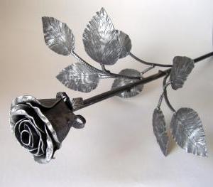 Поделки из металла своими руками для дачи фото