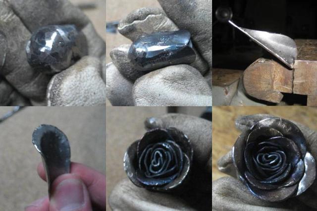 поделки из металла своими руками мастер класс
