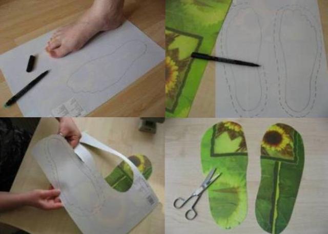 Материалы для валяние тапочек из шерсти: