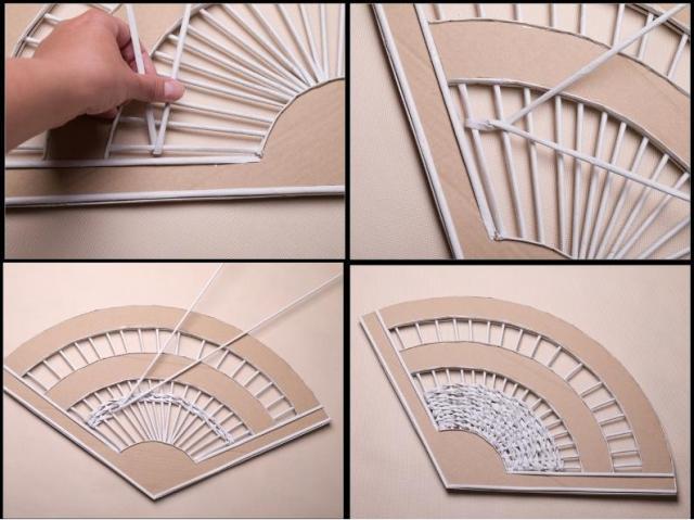 Как сделать веер своими руками видео в домашних условиях