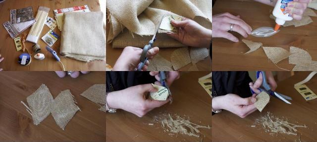 Самоделки своими из ткани руками