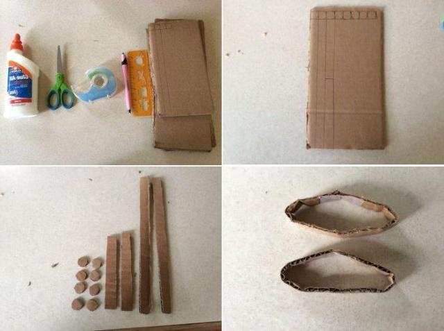 Поэтапная инструкция изготовления танчика