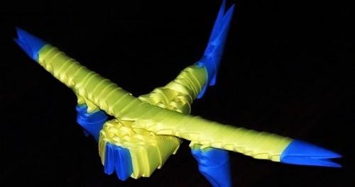 Поделки на военную тему своими руками оригами с видео