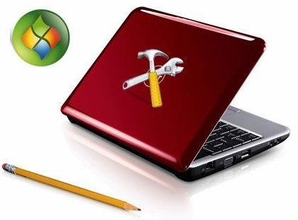 Ремонт и настройка ноутбука