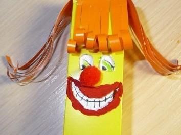 Клоун сделать своими руками фото 968