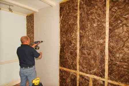 Как сделать межкомнатные стены из популярных стройматериалов