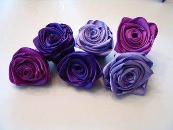 Резинка цветок своими руками фото 869