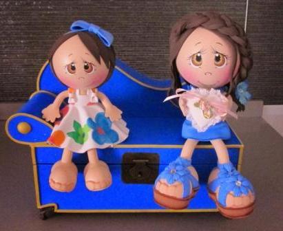 В этом статье мы расскажем, как сделать куклу из фоамирана