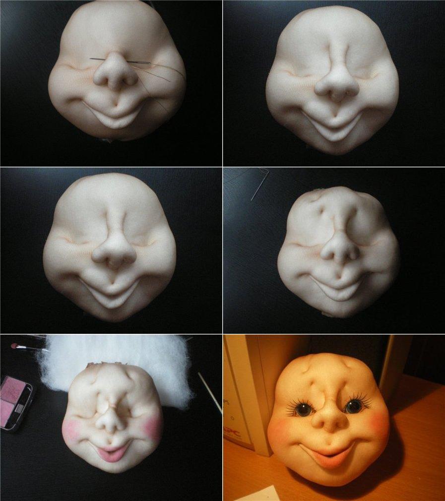 Куклы своими руками чулочная техника фото 959