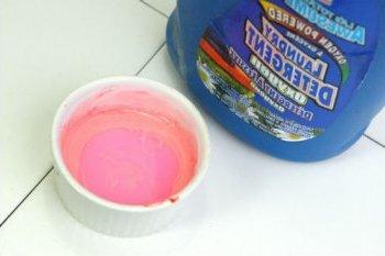 Как сделать лизуна с одним веществом