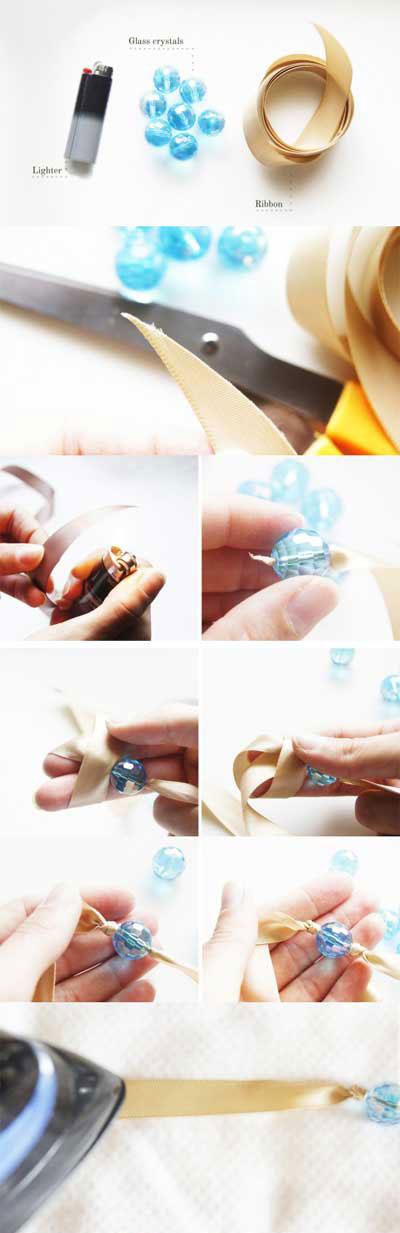 Как легко и красиво сделать себе браслет 410