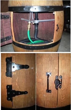 Теперь нужно подготовить место, куда будет установлена выбранная вами раковина и удобный смеситель