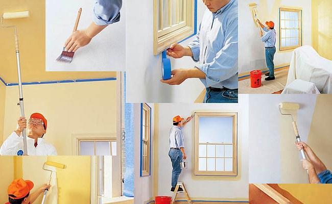 Как делать грунтовку для стен под обои своими руками