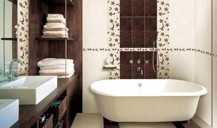 Кафель в ванной своими руками фото 456