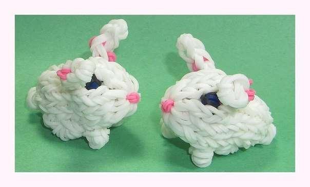 Лумигуруми - плетение из резиночек игрушек и фигурок