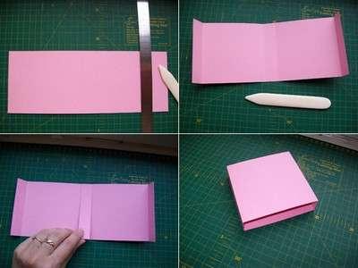 Подарочная упаковка из бумаги своими руками фото МК