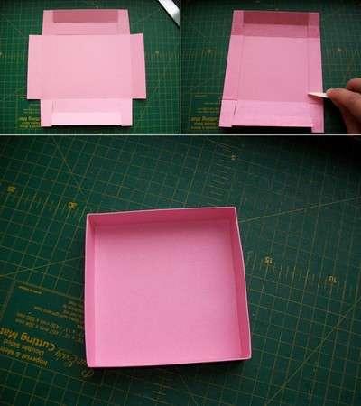 Теперь нужно вырезать квадрат со стороной 10 см и вставить его в прямоугольник