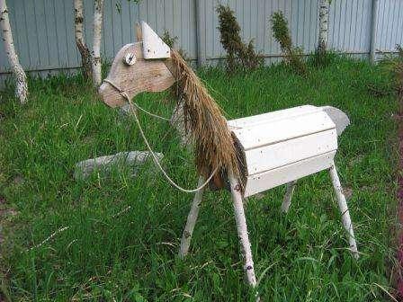 С помощью садовых скульптур вы можете создать креативный и модный ландшафтный дизайн