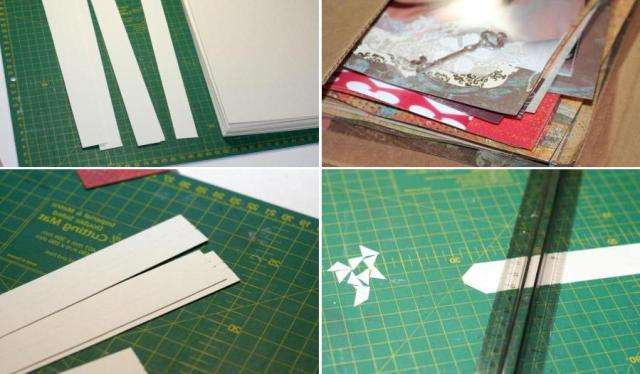 Мастер-класс как сделать переплёт для фотоальбома