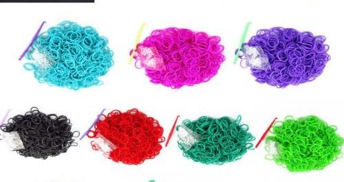 Способы плетения из резиночек, 5 техник с видео