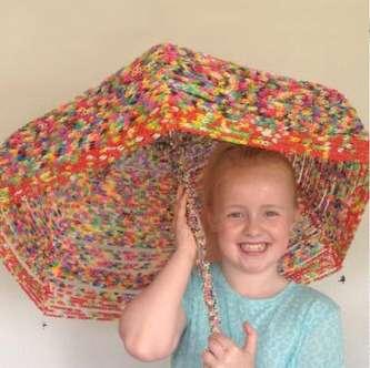 Резиночки Rainbow Loom – наверно единственный материал, который раскрывает столько перспектив для творчества.