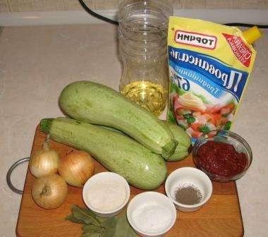 икра кабачковая пошаговый рецепт с фото