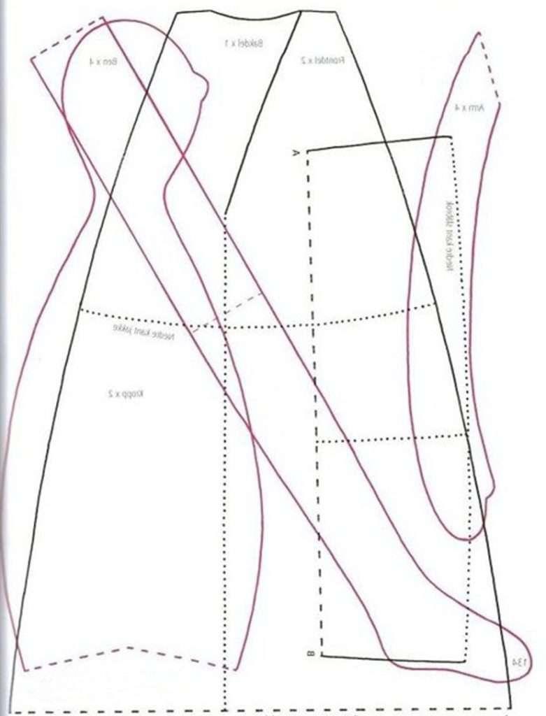 схема тильда сердце