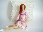 Шьем беременную куклу Тильда