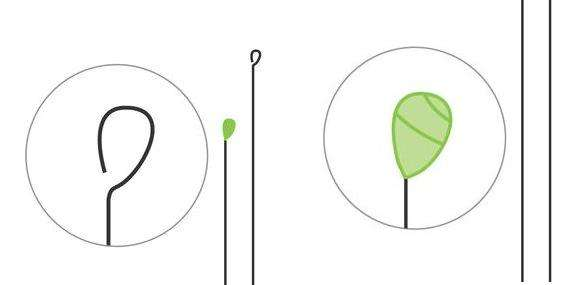 Дальше делаем стебель.</p> <p> Нужно отрезать немного проволоки необходимого размера и сделать загиб в форме крючка на одном конце. В будущем из этого получится сердцевина» width=»566″ height=»285″/></p></div> </p> <p>Затем тщательно обмотайте крючок тоненькой полоской из бумаги и не забудьте про конец крючка, который тоже нужно заклеить.</p> <p><div style=
