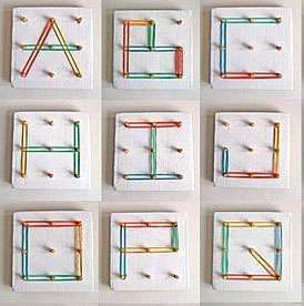 Поделки к 1 сентября - алфавит своими руками идеи с фото