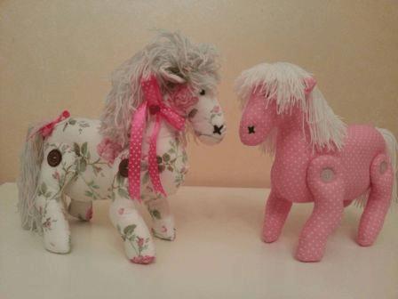 пошить лошадь Тильда