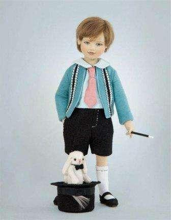 Кукла из фоамирана своими руками
