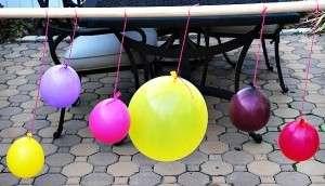 Мастер класс изготовления шаров из ниток и ПВА