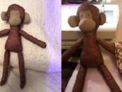 Тильда обезьяна выкройка