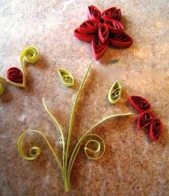 Как сделать легкие цветы из салфеток фото 940