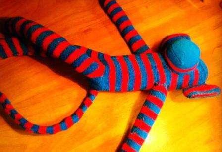 Как сшить игрушка человека 73