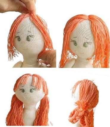 Кукла тряпичная своими руками