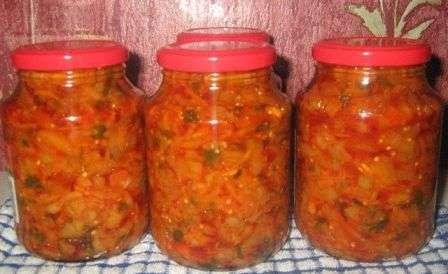 Консервирование овощей или фруктов на зиму