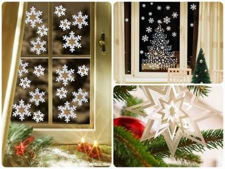 Объемные бумажные снежинки своими руками, схемы, фото
