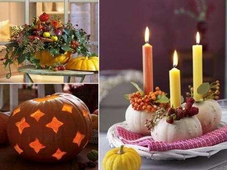 Картинки поделок про осень