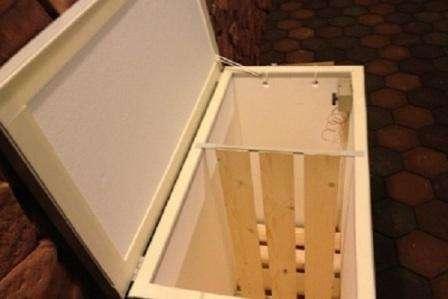 ящик на балконе своими руками фото