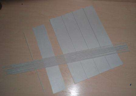 Выбираем бумагу для плетения