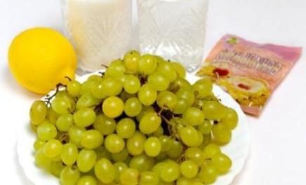 Как приготовить виноградное варенье в домашних условиях
