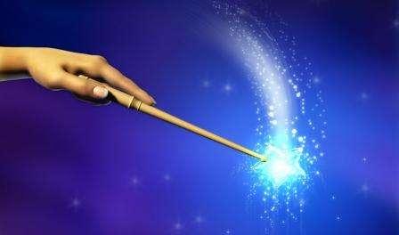 Как сделать волшебную палочку настоящую с магией