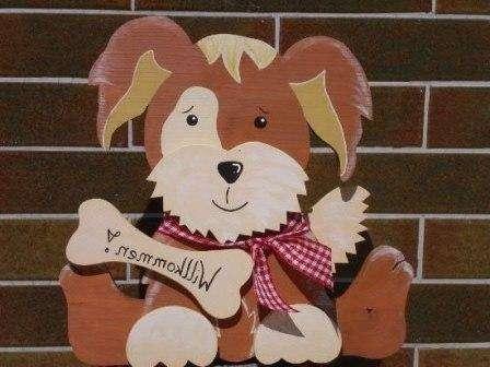 Собака из фанеры своими руками 626