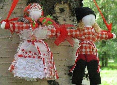 Как сделать куклу своими руками. Фото МК мотанки, каркасные