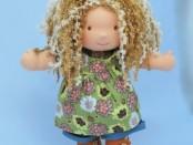 Вальдорфская кукла выкройка с размерами