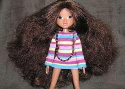 Одежда для кукол Барби, Монстр Хай своими руками. Фото и видео