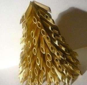 Еще один вариант расположения макарон на конусе: